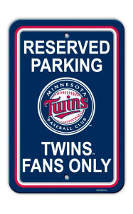 Minnesota Twins - Parking Sign